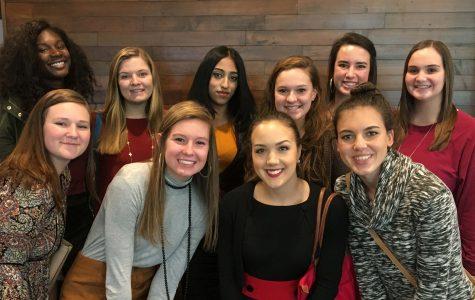 Reagan Girls 'Inspired' at Sisters of Science