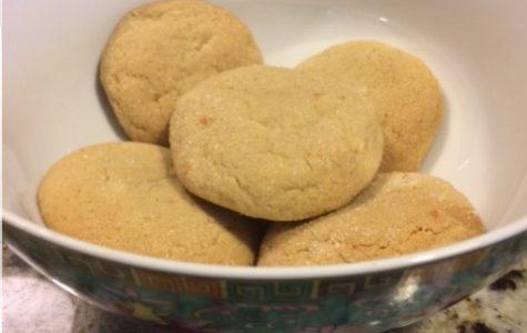 #NomNomNom- Maple Syrup Cookies