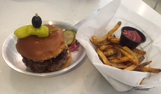 Burger Batch: classic tastes with vamped up style