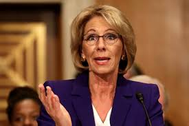 How Unqualified Is Betsy Devos >> Betsy Devos Incompetent And Unqualified The Rooster