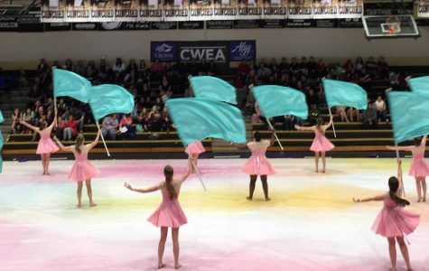 Winterguard dominates, takes home first at Championship