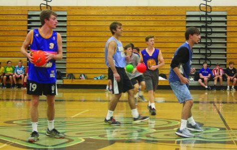 Spirit Club raises money with dodgeball tournament