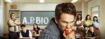Actor Glenn Howerton plays Jack Griffin in A.P. Bio. The show aired Thursday, Feb. 1 on NBC.