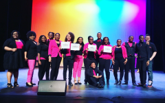 Reynolds hosts ICHSA a cappella competition