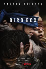 "Netflix's film, ""Bird Box"" puts an interesting new spin on the post-apocalyptic genre"