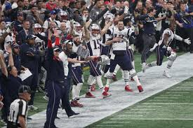Patriots can no longer count them on one hand