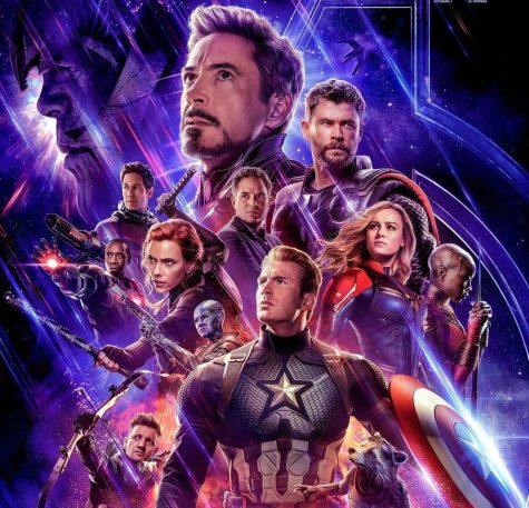 """Avengers: Endgame"" released April 26, 2019"