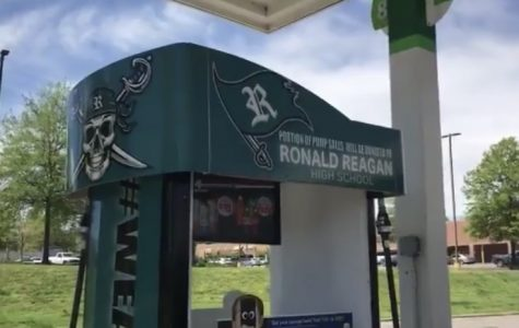 New gas station addition helps fund Reagan