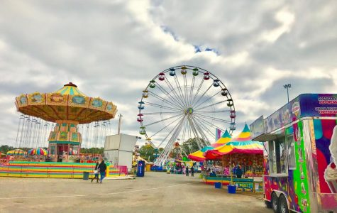 Excitement at the Dixie Classic Fair