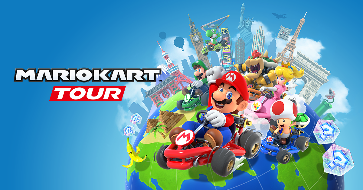 Mario Kart Tour was released on September 25, 2019. It can be downloaded on any Apple or Android devices.
