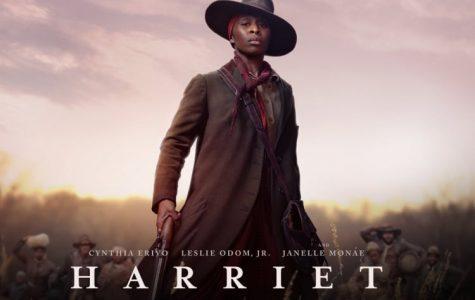 "Heart-stopping ""Harriet"""