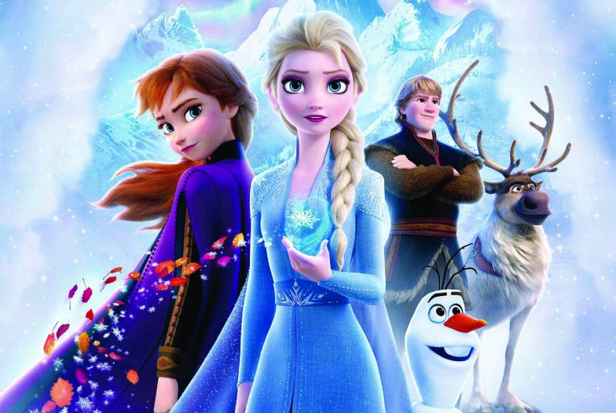 Frozen+II+was+released+Nov.+22%2C+2019.