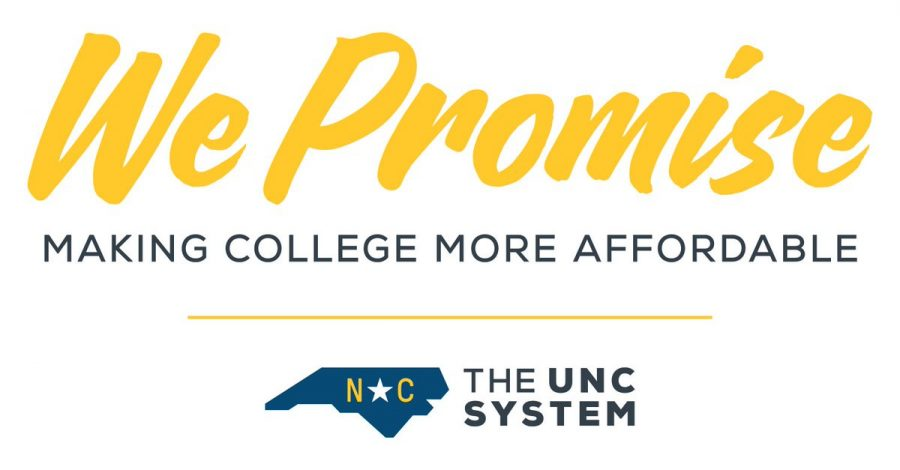 North Carolina begins NC Promise tuition plan. This plan applies to three Universities in North Carolina.