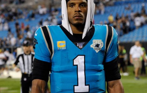Cam Newton was released from the Carolina Panthers after being on the team for nine years.