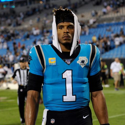 Cam Newton released by Carolina Panthers