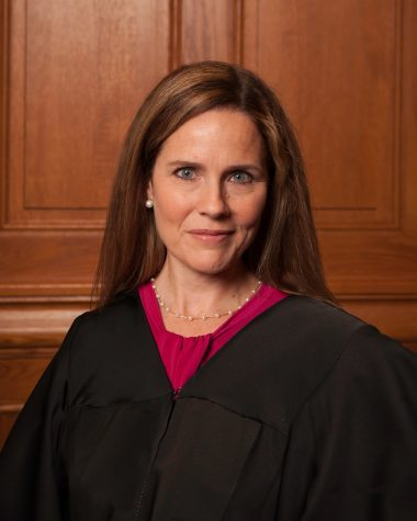 Circuit judge Amy Coney Barrett was named President Trump