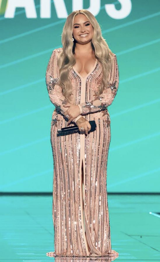 This year's PCA's host was Demi Lovato. The award show was held on Nov. 5th on E!