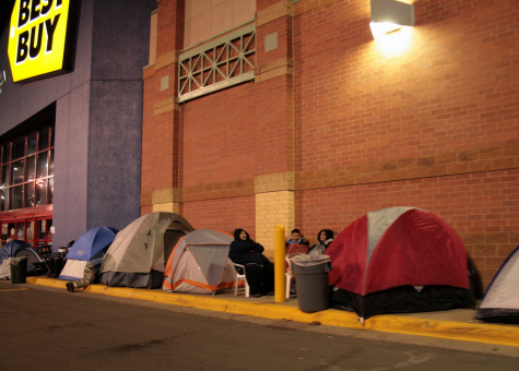 """""""Best Buy #281 - The Night Before"""