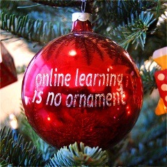 """Online Learning is No Ornament"" by Gideon Burton is licensed under CC BY-SA 2.0"
